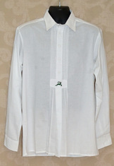 Shirt - Traditional Pfoad with Deer Embroidery
