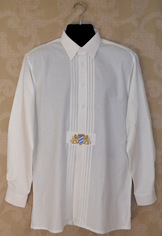 Men's Bavarian Pfoad with Embroidered Crest