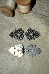 Clip for Blouse or Mieder (Each)