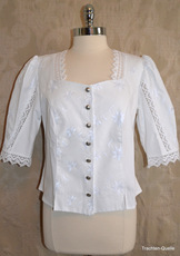 Ladies' Embroidered Blouse Angela