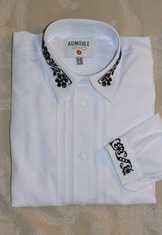Ladies' Embroidered Sachsen Blouse