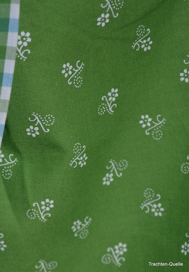 Kitchener_oktoberfest_girls_dirndl_green_fabric