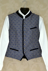 Men's Vest Jonas - Blue