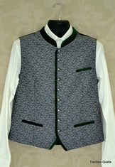 Men's Vest Jonas - Dark Green