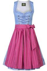 Dirndl Thunersee Light Blue Size 4 and 12 only