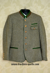Allwerk Jacket Toblach Brown Tweed