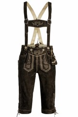 Lederhosen Seppl 3 Color Choices