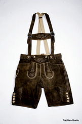 Lederhosen Bertl Brown