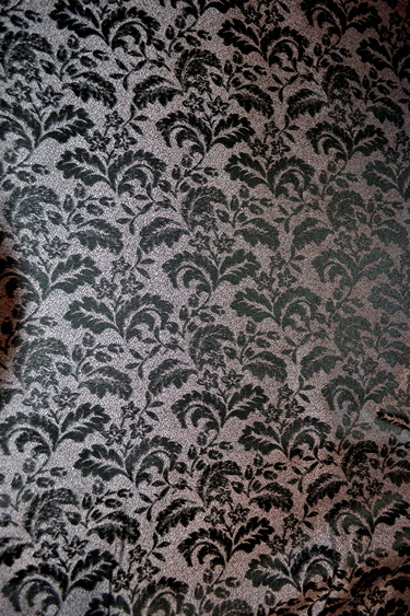 Black_taupe_fabric_panel_fabric_detail