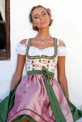 Dirndl Blouse Madea Off-Shoulder