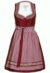 Dirndl Blanda in Berry