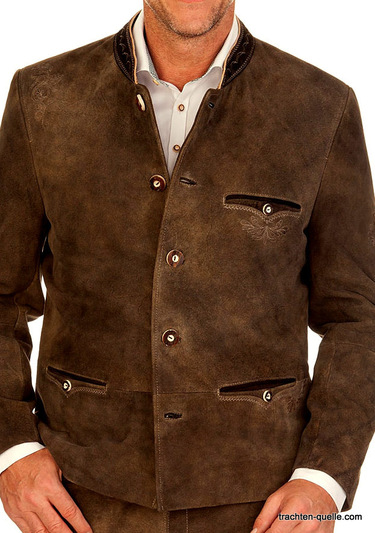 trachten-quelle Spieth and Wensky jacket Mortimer fawn