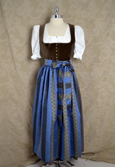 Dirndl Schliersee Ankle Length