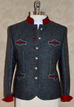 Ladies'_grey_wool_jacket_with_red_trim