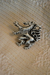 Hat or Lapel Pin Steiermark Panther