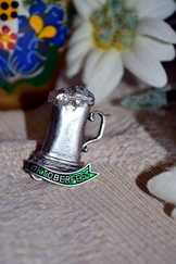 Hat or Lapel Pin Oktoberfest Beer Stein