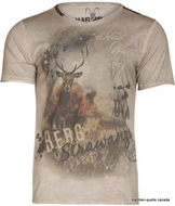Men's Tee Bergstrawanza by Marjo