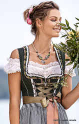 Dirndl Blouse Off-Shoulder Margitta-Susan by Marjo